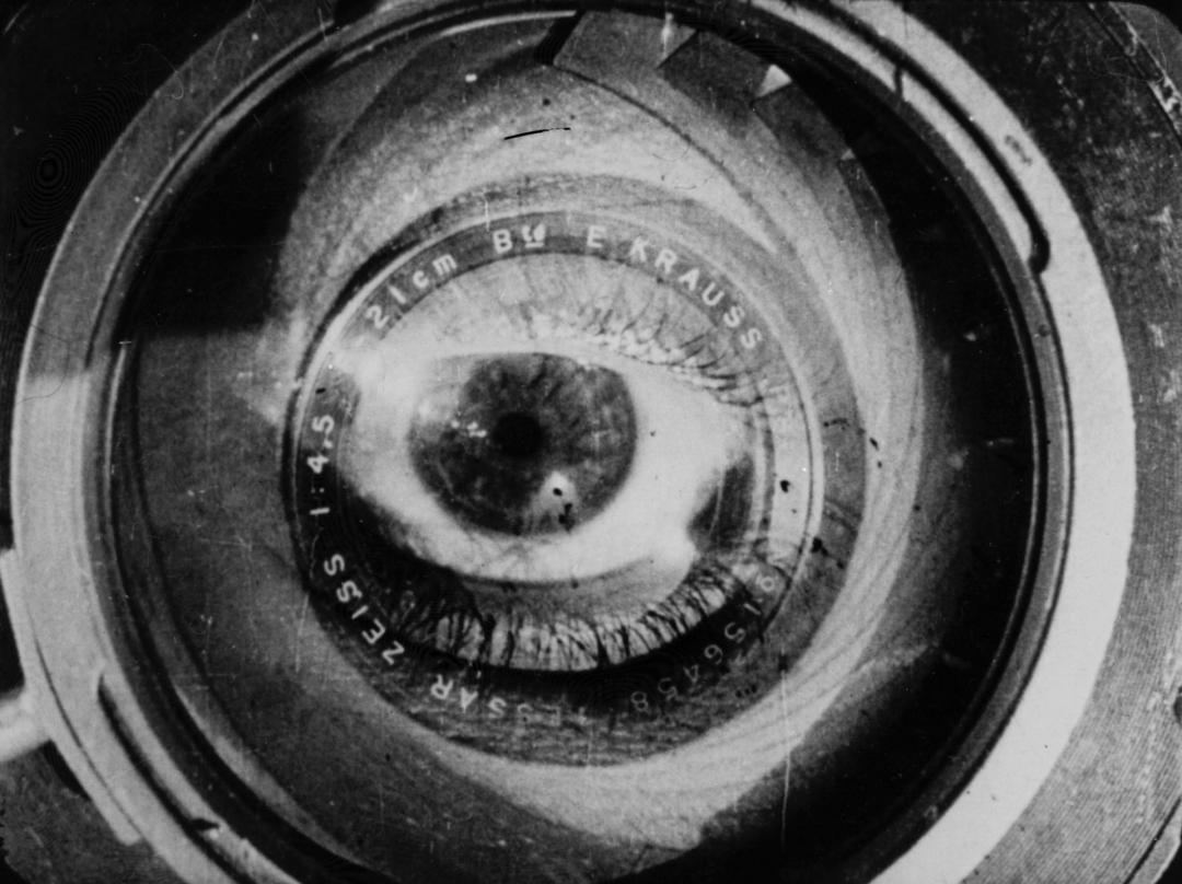 logo for O Homem da Câmara de Filmar - Dziga Vertov