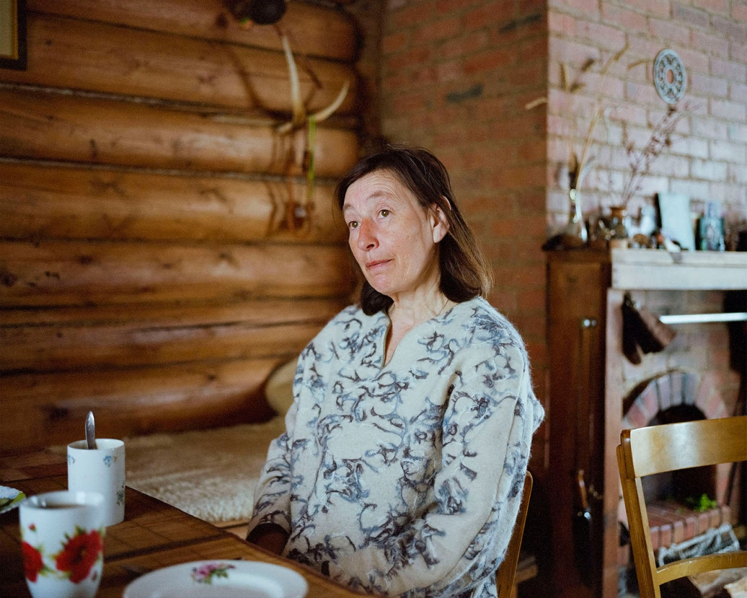 Maria Gruzdeva - The Territory