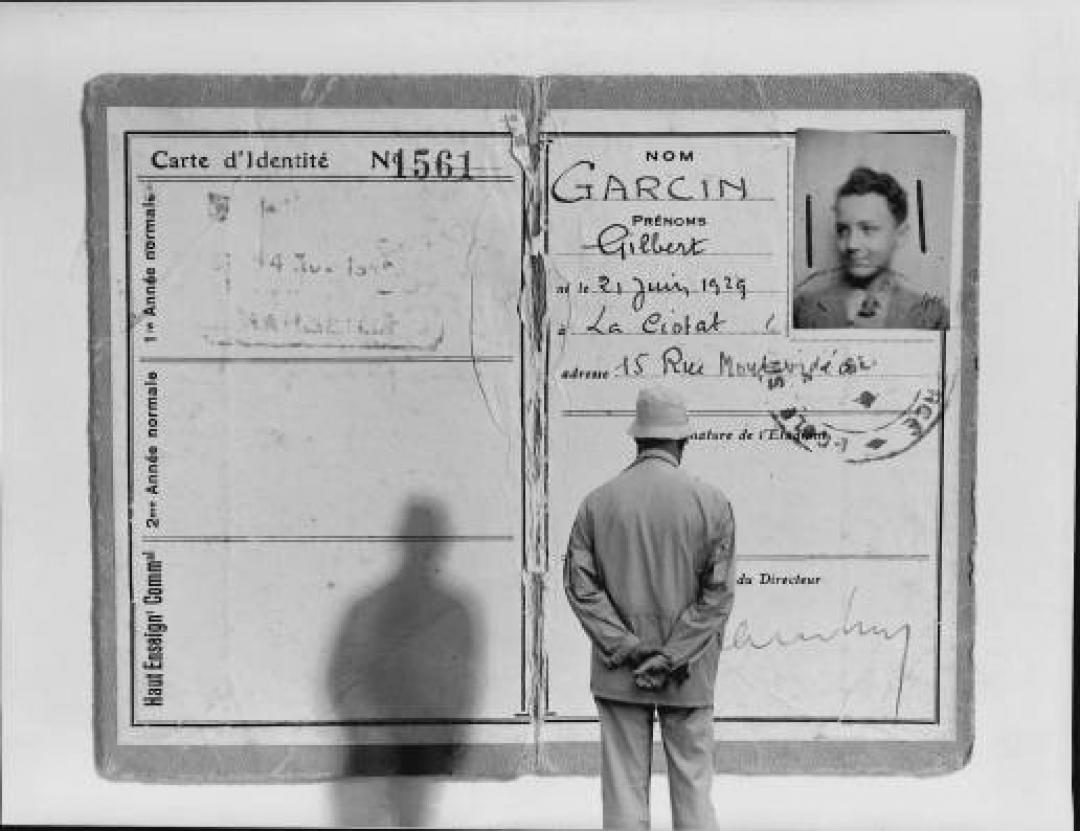 GILBERT GARCIN - SIMULACRES