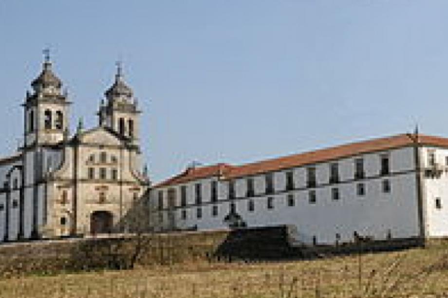 logo for Mosteiro de Tibães