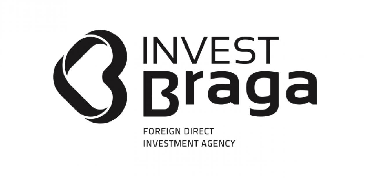logo for Investe Braga
