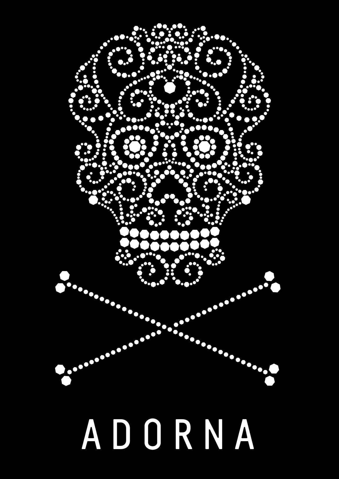 logo for Galeria Adorna Corações