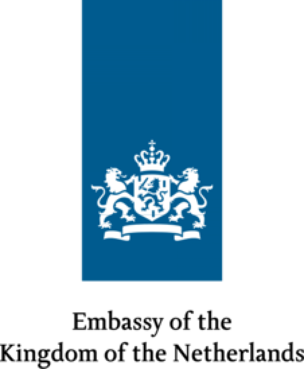 logo for Embassy of the Kingdom of the Netherlands