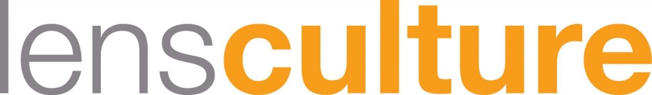 logo for LENSCULTURE